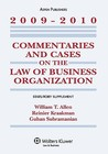Commentaries and Cases on the Law of Business Organization, 2009-2010 Statutory Supplement