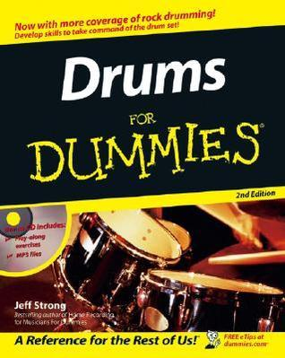 Drums for Dummies [With CD-ROM]