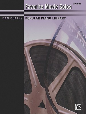 Favorite Movie Solos (Dan Coates Popular Piano Library Series)