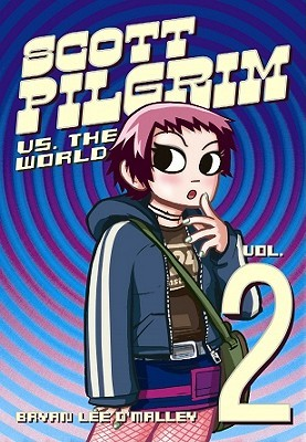 Scott Pilgrim, Volume 2: Scott Pilgrim vs. The World (Paperback)