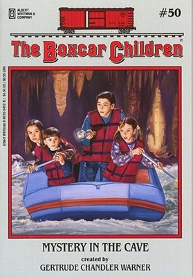 The Mystery in the Cave (The Boxcar Children, #50)