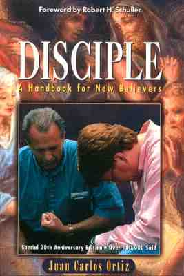Disciple: A handbook for new believers
