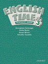 English Time 3: Teacher's Book