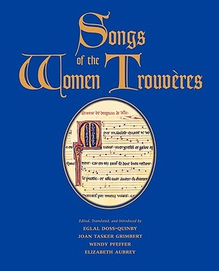 Songs of the Women Trouvères