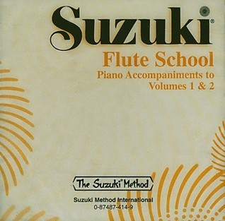 Suzuki Flute School: Piano Accompaniments to Volumes 1 & 2