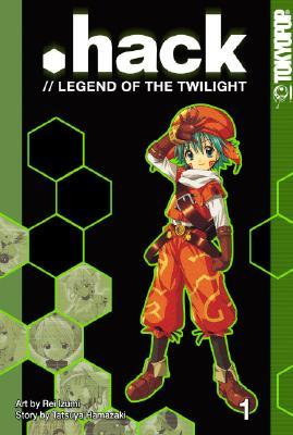 .hack// Legend of the Twilight, Vol. 1 by Tatsuya Hamazaki