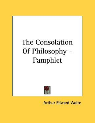 The Consolation of Philosophy - Pamphlet