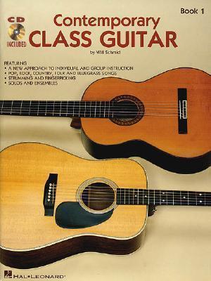 Contemporary Class Guitar Book 1
