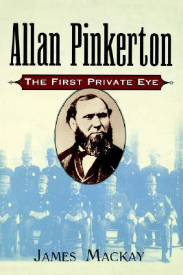 Descargar libros gratis en ipod touch Allan Pinkerton: The First Private Eye