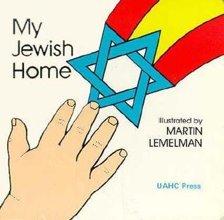 My Jewish Home (Board Book)