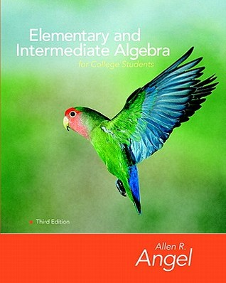 Elementary and Intermediate Algebra for College Students Value Package