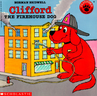 Image result for clifford the firehouse dog