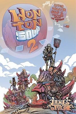 Wonton Soup Vol. 2 by James Stokoe