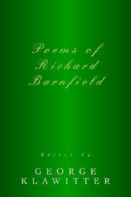 Poems of Richard Barnfield
