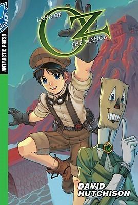 Land of Oz: The Manga Pocket Manga Volume 2
