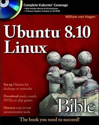Ubuntu 8.10 Linux Bible [With CDROM]