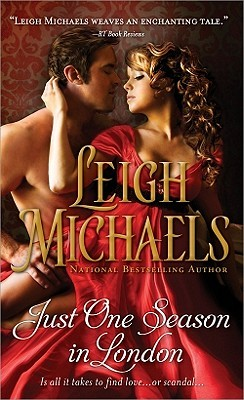 Just One Season in London by Leigh Michaels