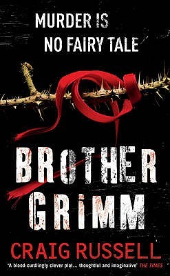 Brother Grimm (Jan Fabel, #2)  - Craig Russell
