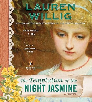 The Temptation of the Night Jasmine(Pink Carnation 5)