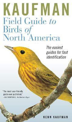 Kaufman Field Guide to Birds of North America by Kenn Kaufman