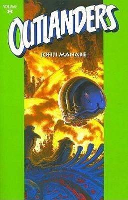 Outlanders Volume 8 by Johji Manabe