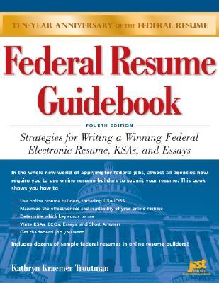 Goodreads  Federal Resume Guidebook