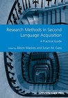 Research Methods in Second Language Acquisition: A Practical Guide