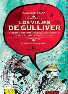 Los Viajes De Gulliver A Laputa, Balnibarbi, Luggnagg, Glubbdubdrid y Japón y al País de los Houyhnhnms