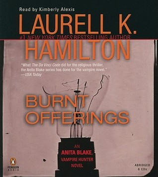 Burnt Offerings(Anita Blake, Vampire Hunter 7)