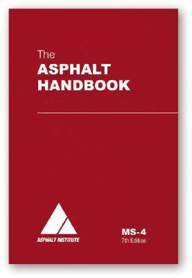 The asphalt handbook: amazon. Co. Uk: asphalt institute.