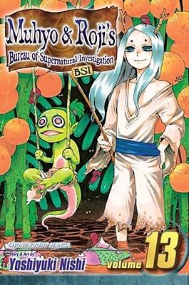 Muhyo & Roji's Bureau of Supernatural Investigation, Vol. 13 by Yoshiyuki Nishi