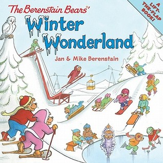 the berenstain bears 39 winter wonderland by jan berenstain. Black Bedroom Furniture Sets. Home Design Ideas