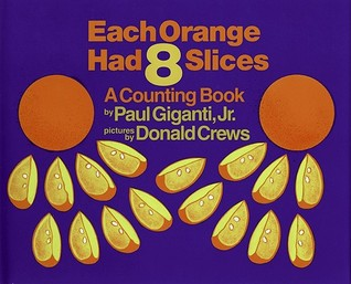 Each Orange Had 8 Slices by Paul Giganti Jr.