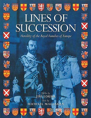 Lines of Succession by Jiří Louda