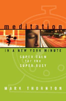 Meditation In a New York Minute by Mark Thornton