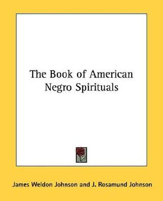 The Book of American Negro Spirituals