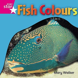 Fish Colours: Pink Level Non-Fiction