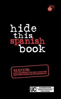 Hide This Spanish Book by Isabel Mendoza