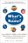 What's in a Name?: From Joseph P. Frisbie to Roy Jacuzzi, How Everyday Items Were Named for Extraor dinary People