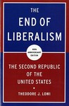 The End of Liberalism by Theodore J. Lowi