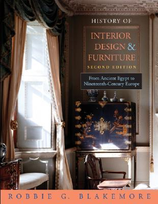 History of Interior Design & Furniture: From Ancient Egypt to Nineteenth-Century Europe