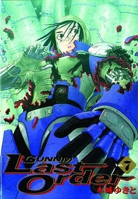 Battle Angel Alita - Last Order  by Yukito Kishiro