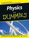 Physics for Dummies by Steven Holzner