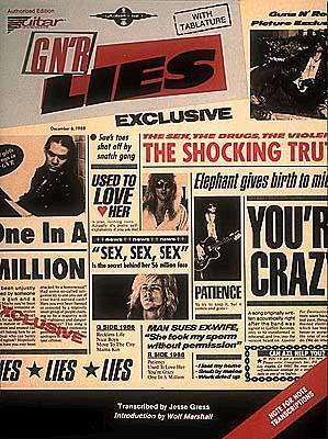 Guns N' Roses - Lies by Guns N' Roses