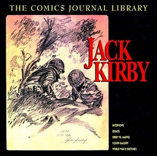 The Comics Journal Library, Vol. 1: Jack Kirby