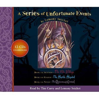 Lemony Snicket Gift Pack (Series Of Unfortunate Events)