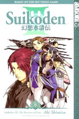 Suikoden III: The Successor of Fate, Volume 5