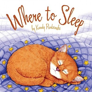 Where to Sleep by Kandy Radzinski