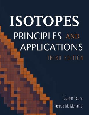 Isotopes by Gunter Faure