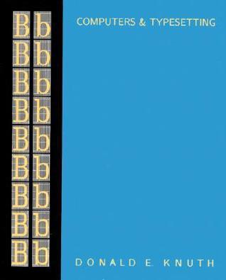 Computers & Typesetting, Volume B: Tex: The Program